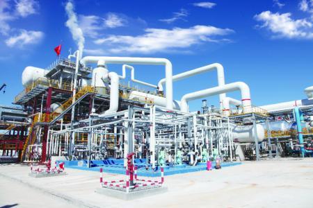 新疆庆华能源集团公司煤制天然气工程