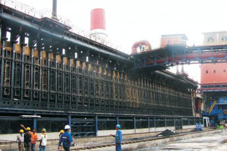 印度JSW公司焦化工程