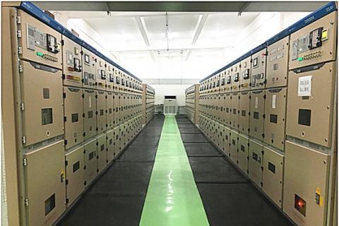 赛鼎宁波公司河南省首创化工科技有限公司20万吨/年环己酮装置建设工程总变配电所一次受电成功